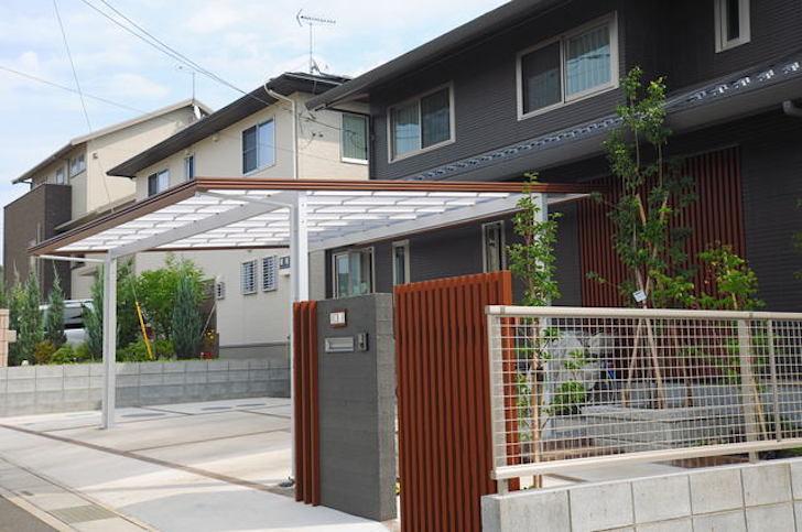 新築外構のフェンスにかかる費用相場と注意点 | 横浜市の外構 ...
